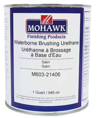 Waterborne Brushing Varnish