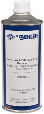 Solar-Lux Reducer