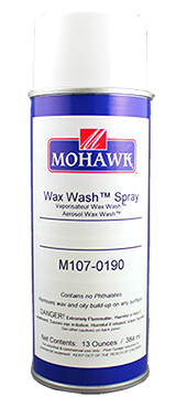Aerosol Wax Wash