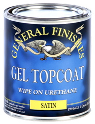Oil Based Gel Urethane Topcoat
