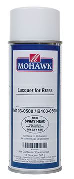 Lacquer for Brass