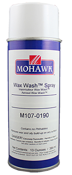 Wax Wash Dewaxer