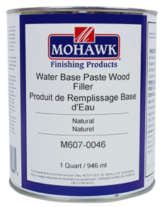 Waterborne Paste Wood Filler