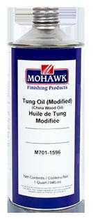 Modified TUNG OIL