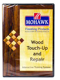 Mohawk DVD Touch-Up