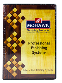 Wood Finishing DVD