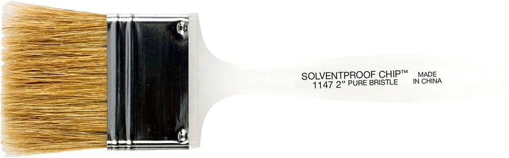 Solvent Proof Chip Brush
