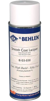 Aerosol, Smooth Coat Lacquer