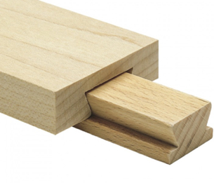 Wood Drawer Guide