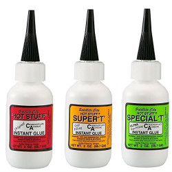 HOT STUFF INSTANT GLUES