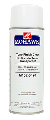 Tone Finish Clear Aerosol