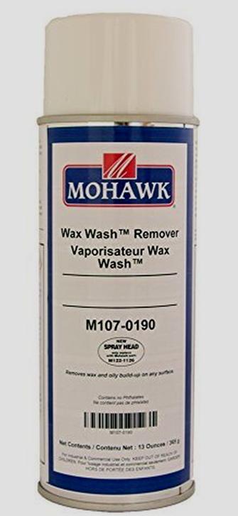 Wax Wash Aerosol