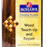 Wood Touch-Up & Repair DVD